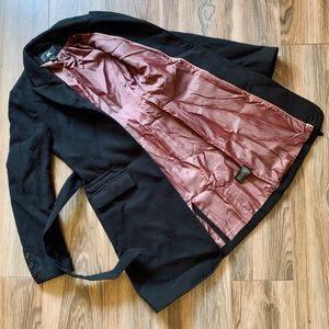 H&M Women's Peacoat Trench Jacket